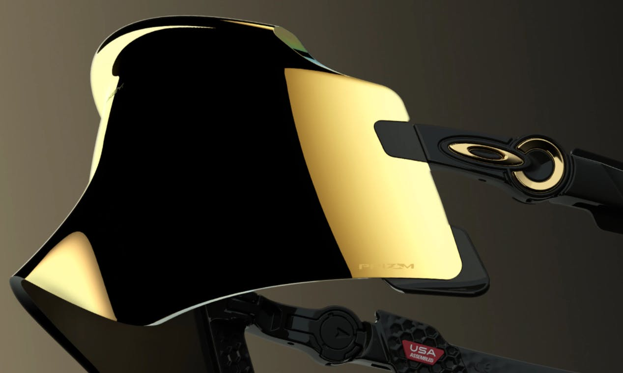 What do you think of the Oakley Kato now Cav is winning in them?