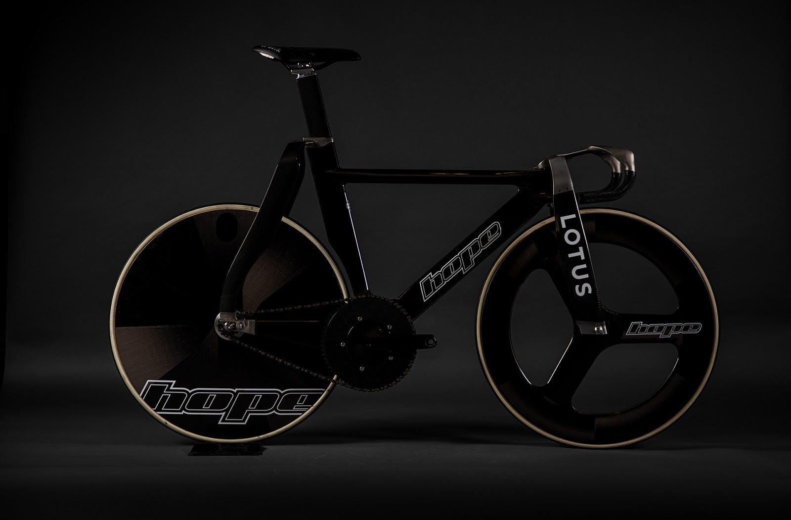 Lotus/Hope Track Bike